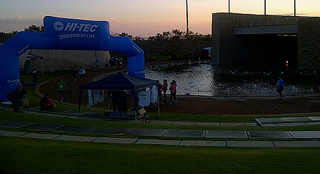Race Report – Hi-Tec Heritage Run – 22 April 2012